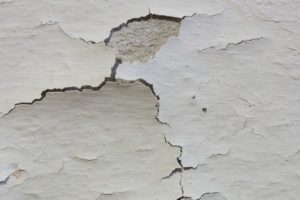 lead paint wall chipping